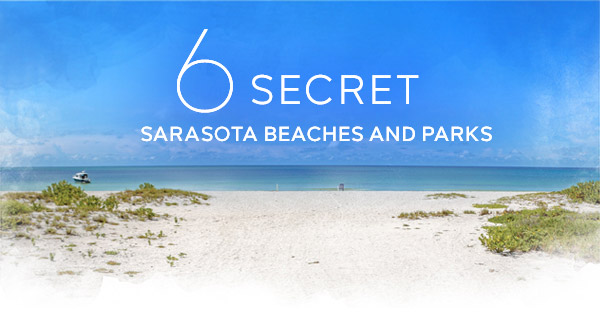 6 Secret Parks and Beaches