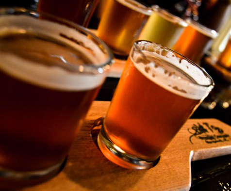 Grab your buddies and some cold beers around Sarasota!