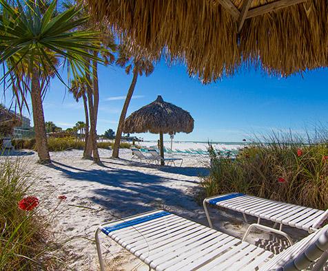 Be in Paradise at Sea Shell Condos