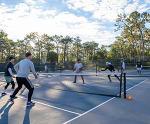 Looking for a new sport? Well, Pickleball is the perfect solution!