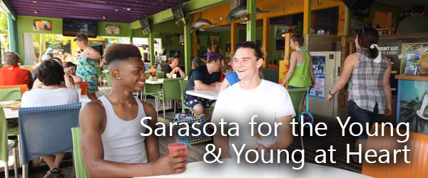 Sarasota for the Young & Young at Heart