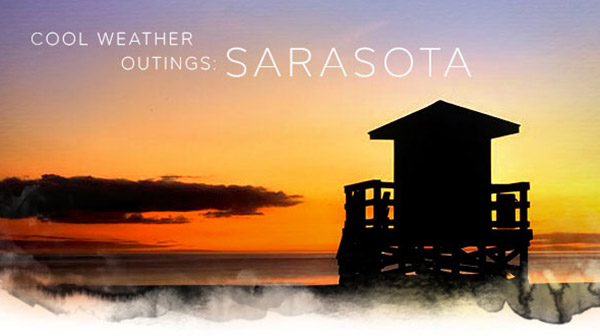 Cool weather outings: Sarasota