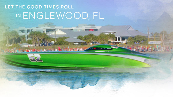 Let the good times roll in Englewood, FL