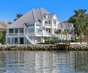 Dazzling Waterfront Property
