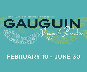 Gauguin: Voyage to Paradise exhibition to be on view at Selby Gardens