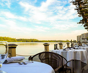 The Six Best Spots for Waterfront Dining
