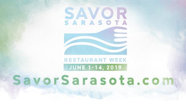 Savor Sarasota Restaurant Week – June 1-14